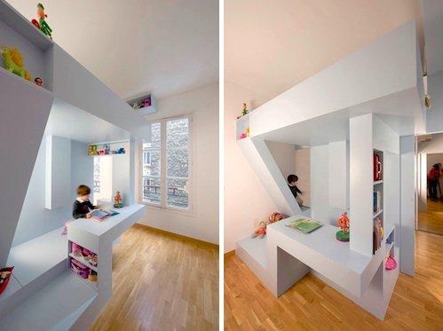 Una camera per giocare soluzione di arredamento designandmore arredare casa designandmore - Camera studio arredamento ...