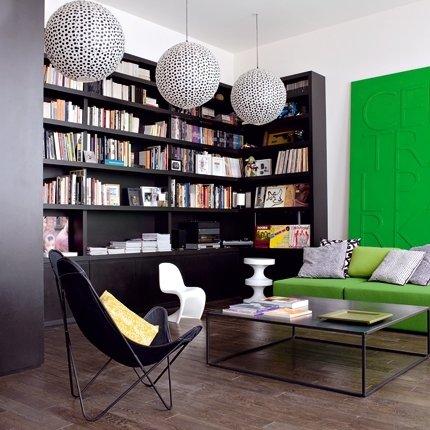 Appartamento urban chic a parigi foto e descrizione for Soggiorno a parigi