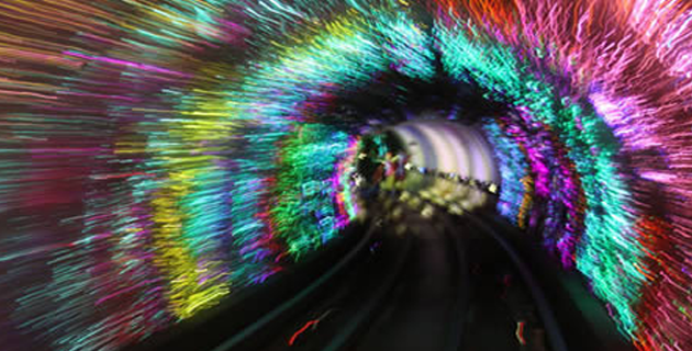 SHANGHAI – BUND SIGHTSEEING TUNNEL
